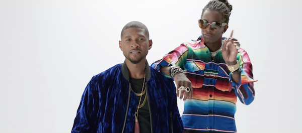 Usher - 'No Limit' ft. Young Thug