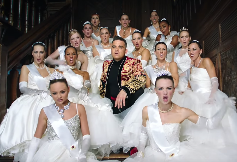 Robbie WIlliams - 'Party Like A Russian'