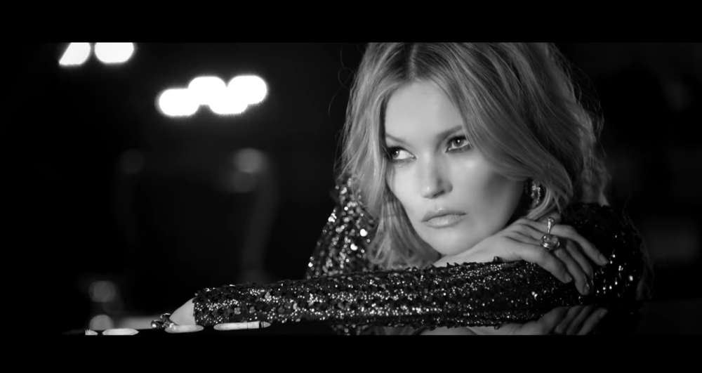 Elvis Presely - 'The Wonder of You'  (Starring Kate Moss)