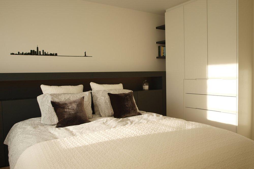 Inrichting slaapkamer u2014 verfaillie interieur interieurarchitect