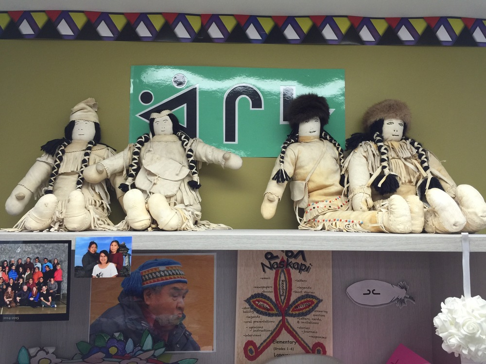 Seasi Losier's Classroom