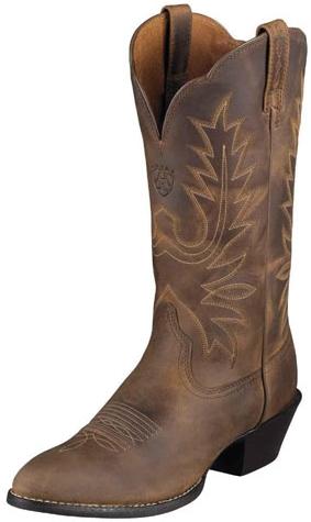 Ariat Women's Heritage Western Cowboy Boot