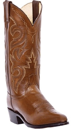 Men's Dan Post Milwaukee Antique Tan Cowboy Boot