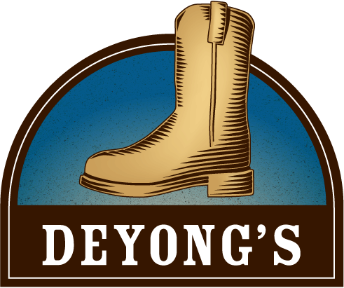 Deyong's Boots | Work Boots | Cowboy Boots | Apparel