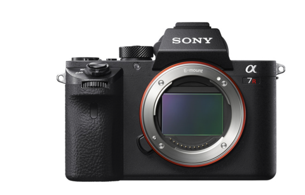 Sony a7R II [B&H|Amazon]