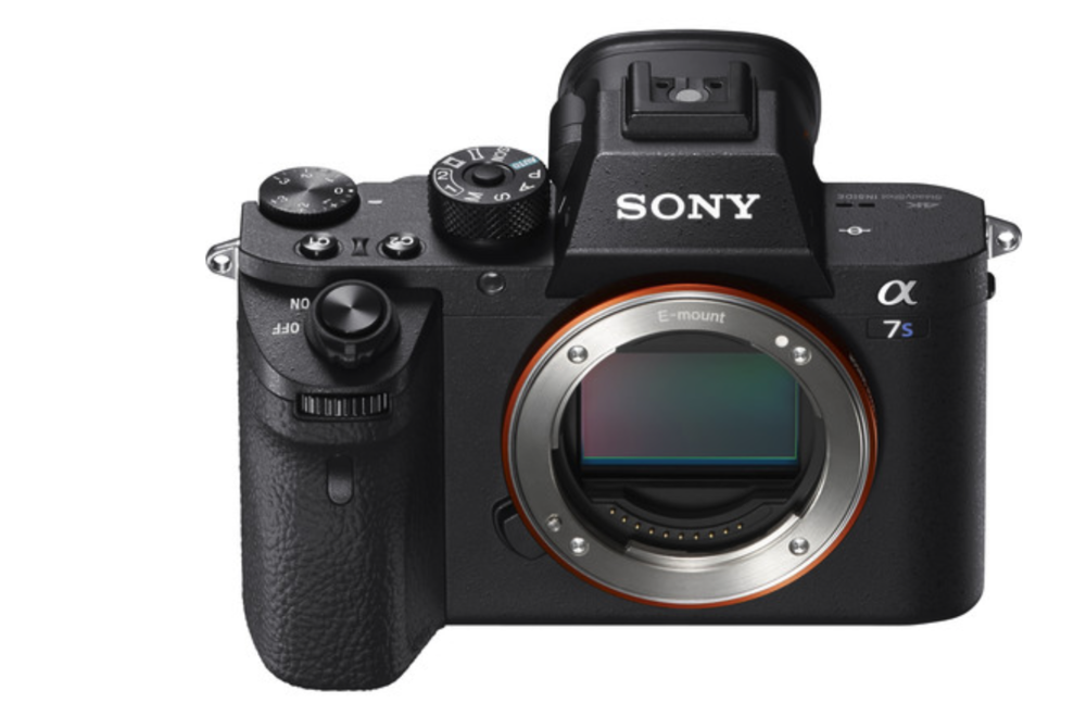 Sony a7S II  [B&H|Amazon]