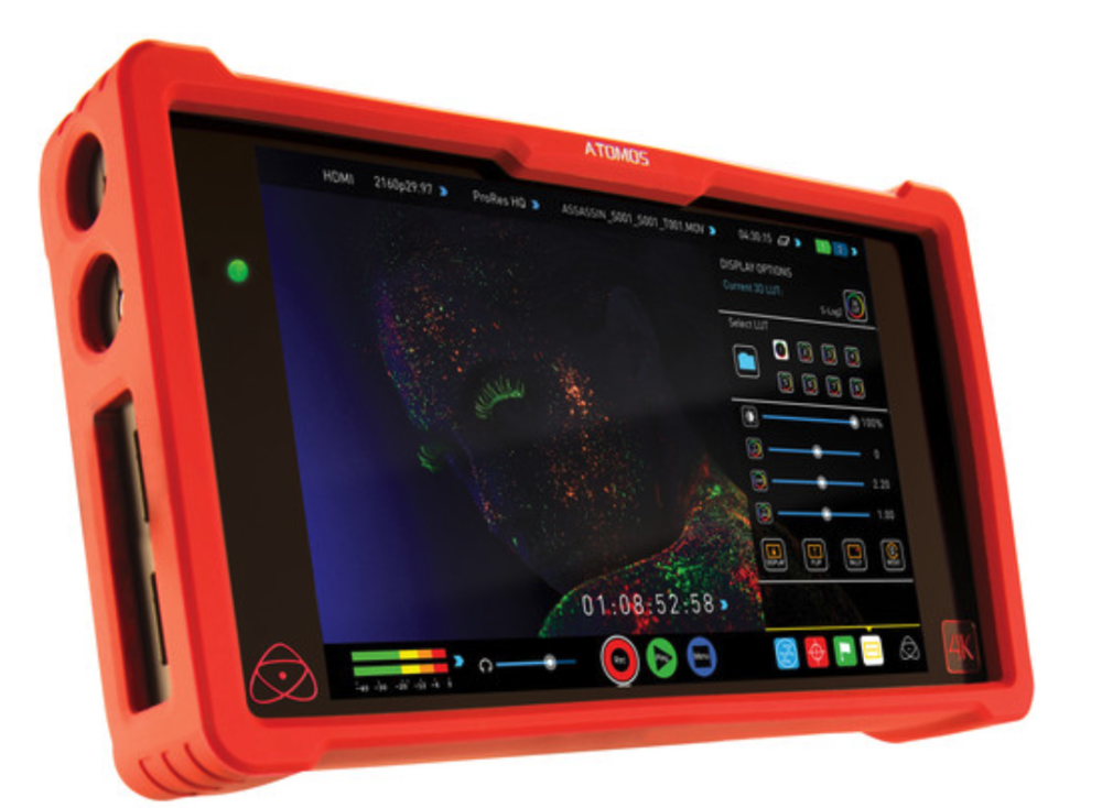 "Atomos Ninja Assassin combination 7"" monitor/recorder  [B&H