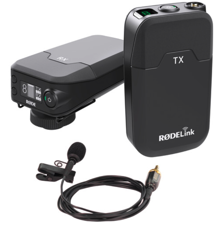 RØDElink Wireless Filmmaker Kit  [B&H|Amazon]