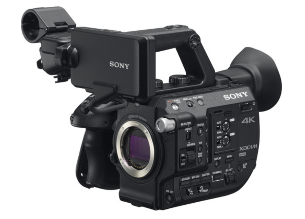 Sony FS5  [B&H|Amazon]