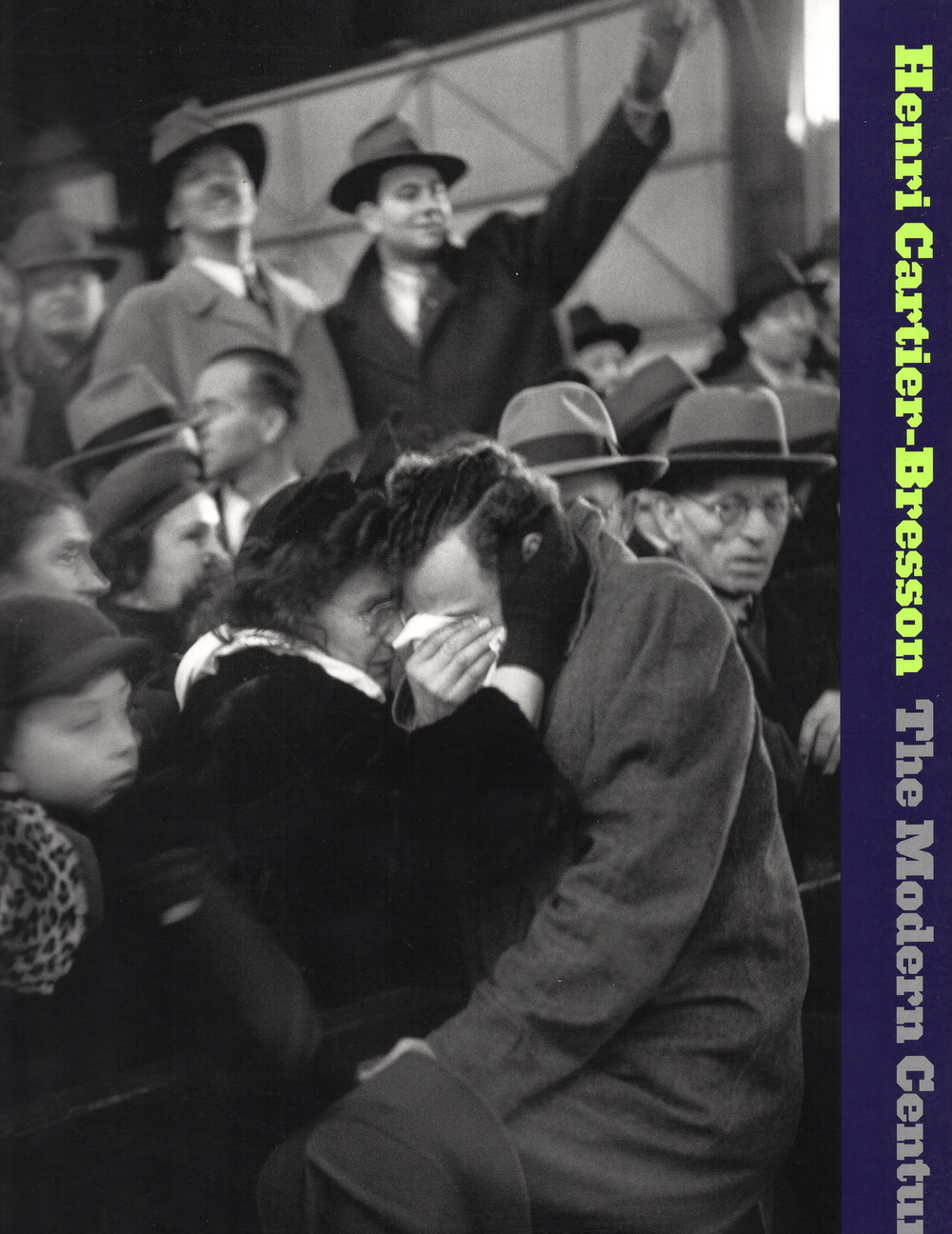 Cover of the Museum of Modern Art's 2010 Retrospective of Henri Cartier-Bresson The Modern Century, copyright 2010, Museum of Modern Art (under Fair Use)