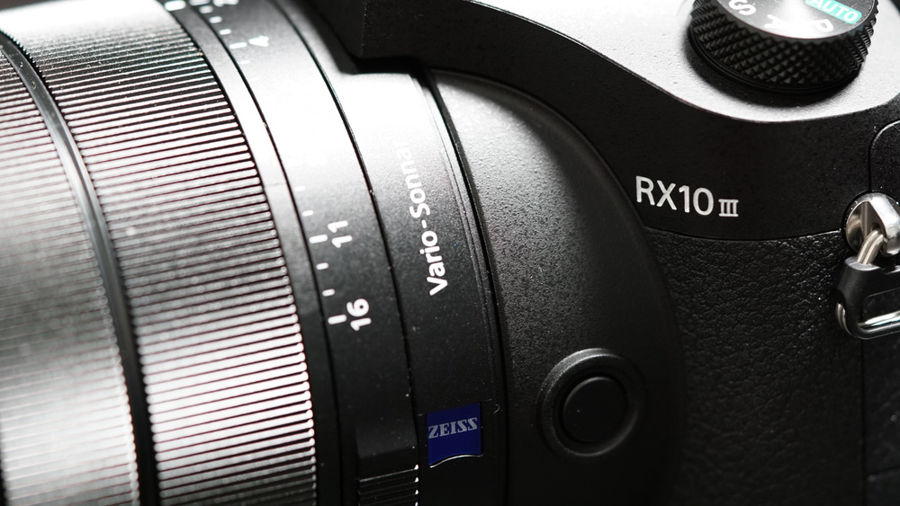 "Sony's just started shipping the RX10 III, a 4K-recording, 1"" backside illuminated stacked 20 megapixel sensor camera with built-in 24-600mm (!) 35mm full frame equivalent power zoom lens by Zeiss. It's  $1,498 at B&H, in stock now . Photo by Hugh Brownstone"