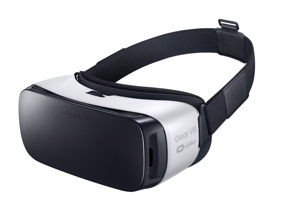 Samsung Gear VR headset, $114.99 plus shipping at Amazon.