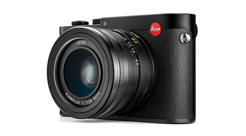 Leica Q is a whopping $4,250, but when I held it in my hands at PhotoPlus Expo '15, ooooh.