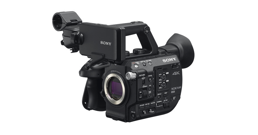 Sony FS5 is my favorite dedicated video cam. $5,599 at  B&H  and  Amazon .
