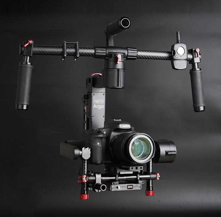 CAME-TV's Argo 3-axis Gimbal,  $1,288 at CAME-TV  directly.