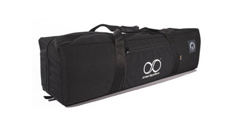 A nicely padded carry bag is available for  $193 on Amazon .