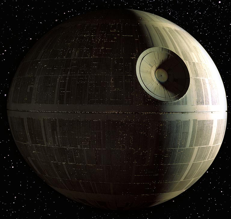 How about the Death Star?