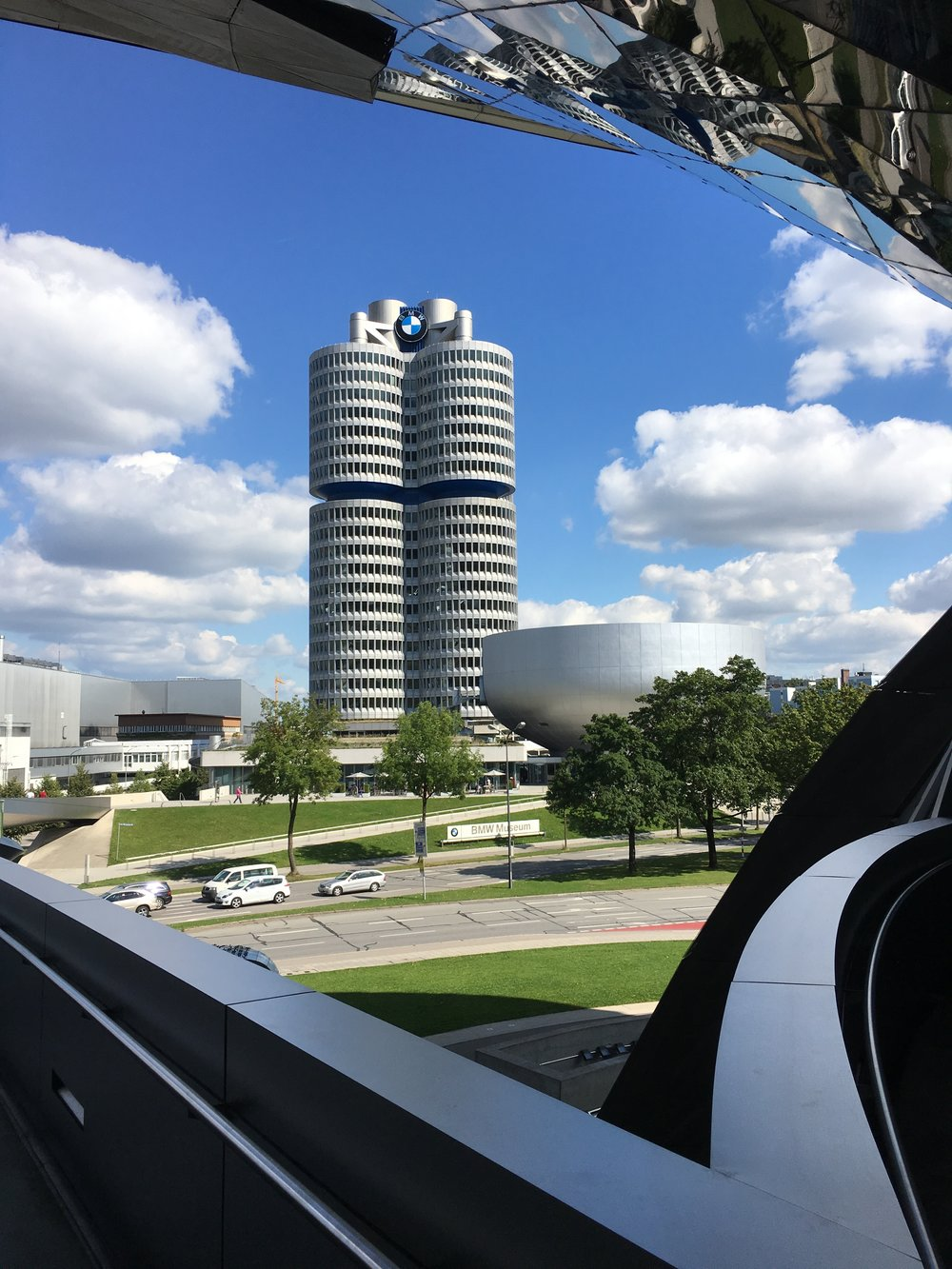 BMW Headquarters, Munich - iPhone 6s Plus, hand-held, ISO 25, f/2.2, 1/2024