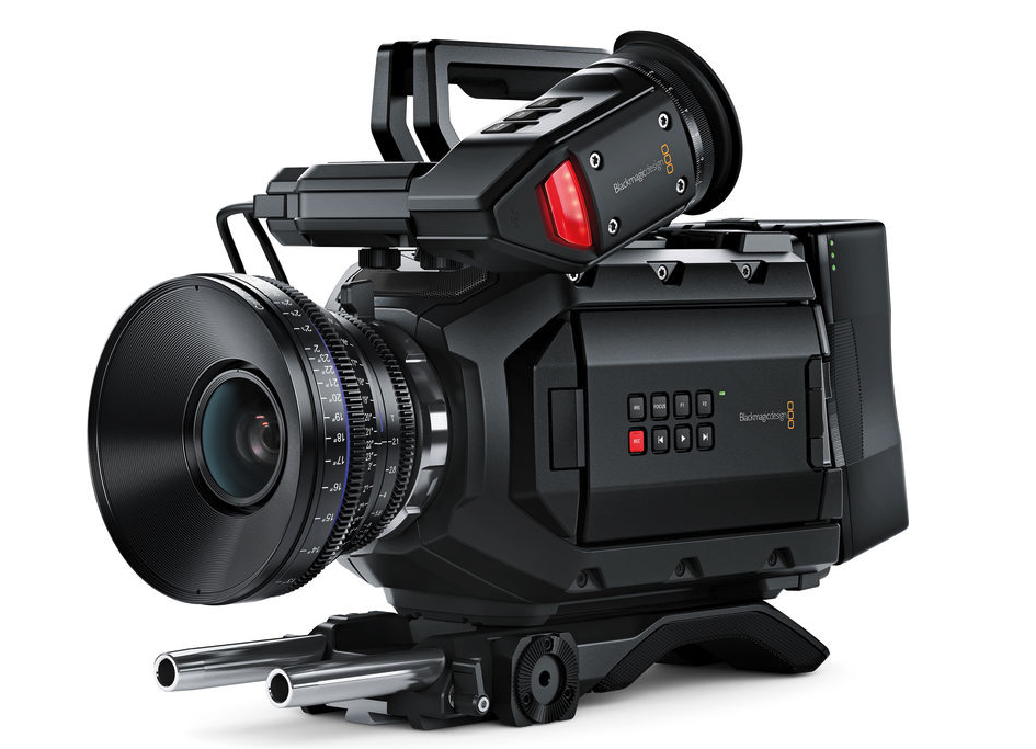 Blackmagic Design's URSA Mini might be a better choice for landscape stock footage or indie production, $2,995 body only at B&H. Then you'll want to add the viewfinder, and CFast 2.0 cards, $364.95 a pop for 128G at B&H.