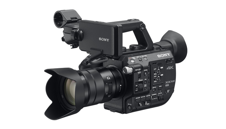 The Sony FS5    [ B&H | Amazon ]    is twice the price of the Z150, and a couple of thousand less than the FS7 before you contemplate adding on RAW capability. I prefer the FS5' size, weight and form factor, but what I really want is an...FS3. Hey, if Sony can take the guts of an RX10 III and put it into a dedicated video camera, then Sony can take the a6300/a6500 sensor and put it into a baby brother to the FS5 and charge less. You know what? I'd give up RAW and 10-bit for that.