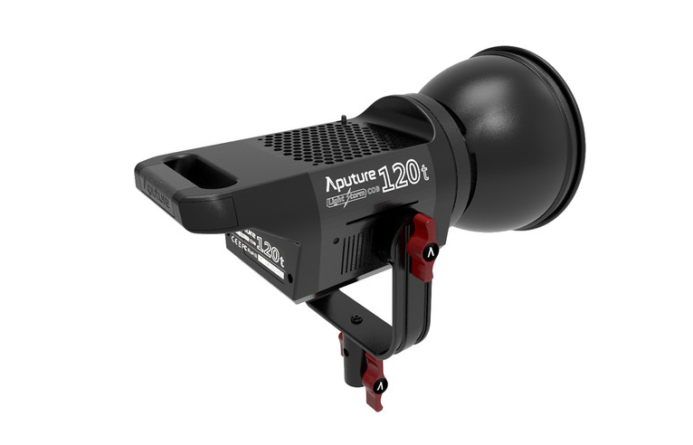 Only available in tungsten at the moment, but Aputure's new 120t with Bowens mount and 2,500 lux at 1 meter (four times the light of the HR672C, but without the ability to change color temperature) looks pretty darned interesting, $645 for a kit excluding V-mount battery   [  B&H  |  Amazon  ]