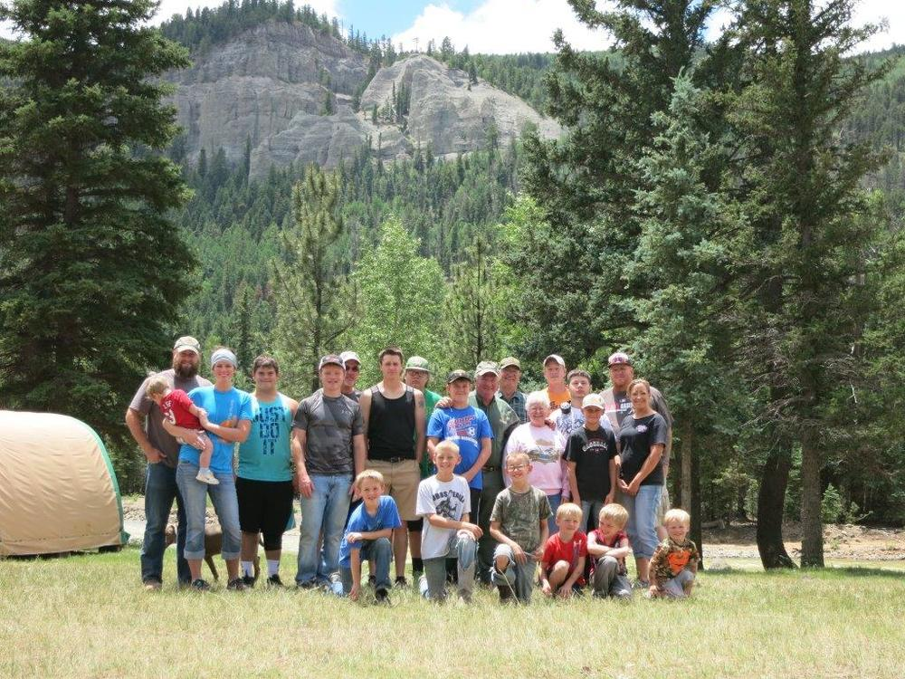 Taylor Memorial Baptist Church - Hobbs, New Mexico - Summer 2015