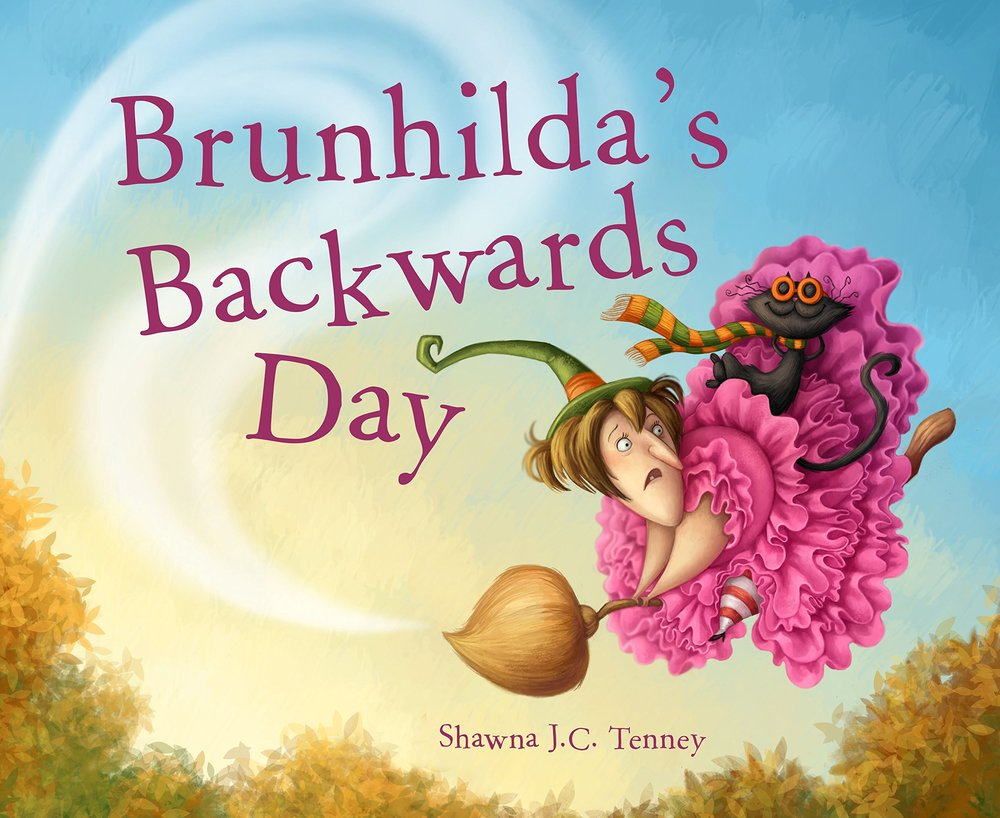 Brunhilda's Backwards Day began as a personal project.
