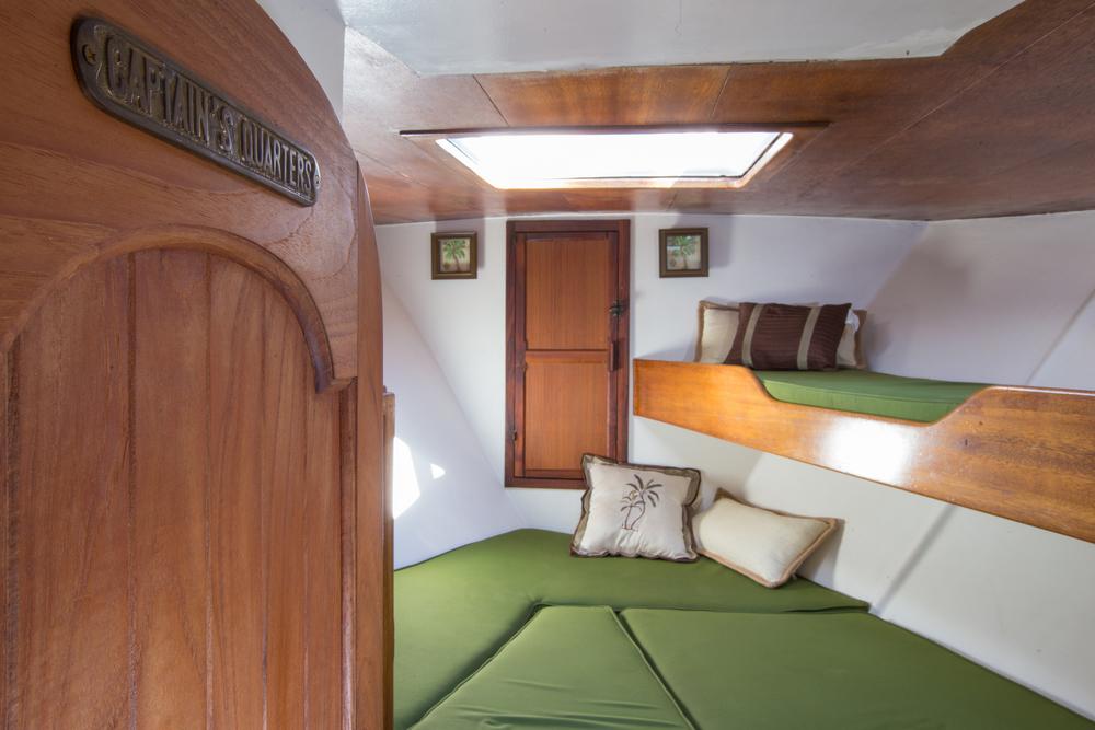 V- Berth Door