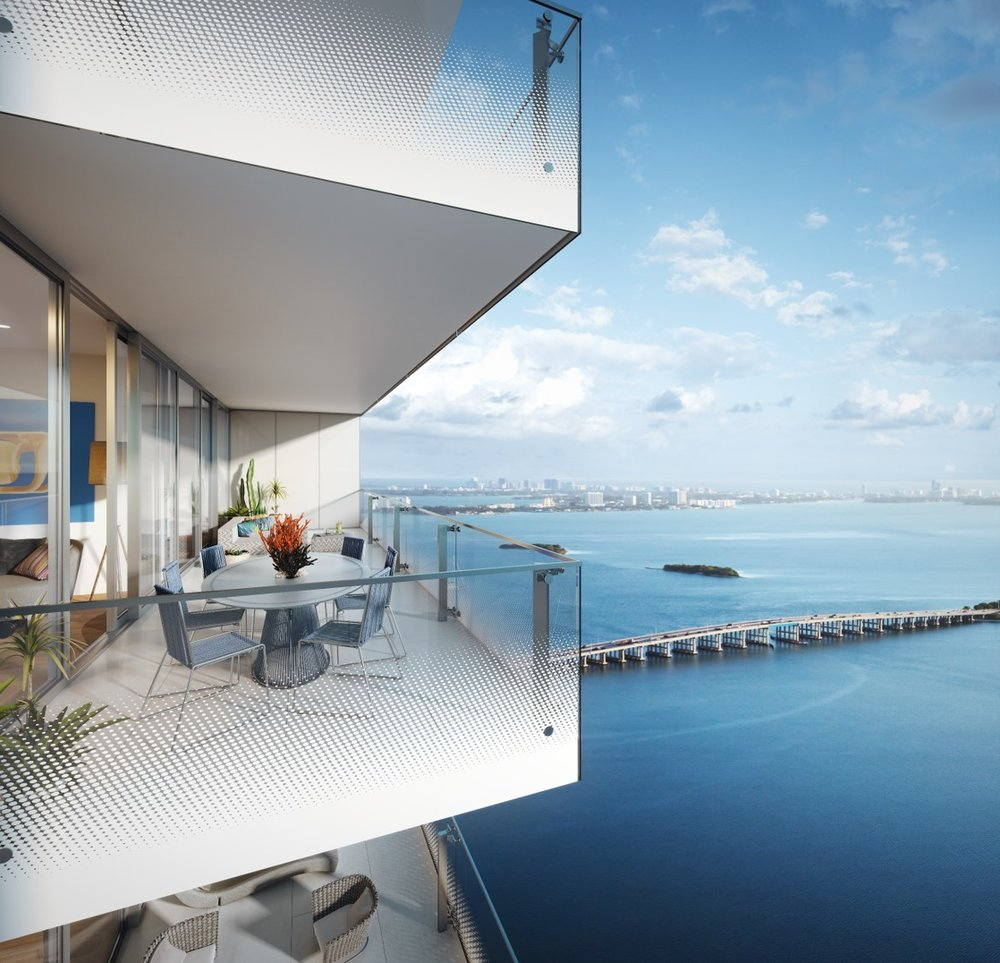 Miami's luxe Missoni Baia residences, set to debut in 2019, will be decked out with the fashion brand's famous zigzags.