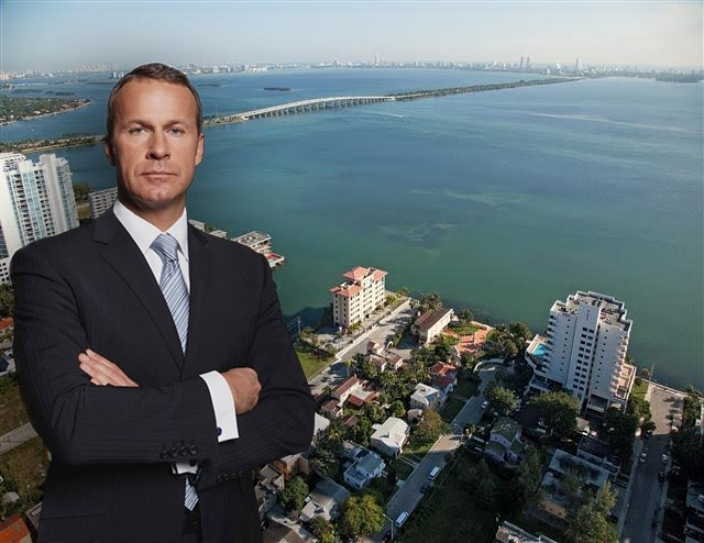 The Edgewater property and Vladislav Doronin