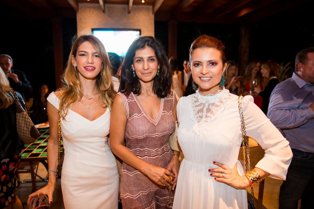 Zehra Zahin, Joyce Goldenberg, Mariana Lima