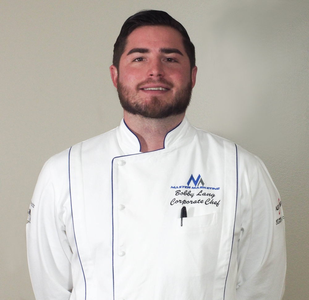 Bobby Lang - Executive Chef / Territory Manager- E. Tenn.