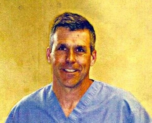 Dr. Eric Kelley Portrait