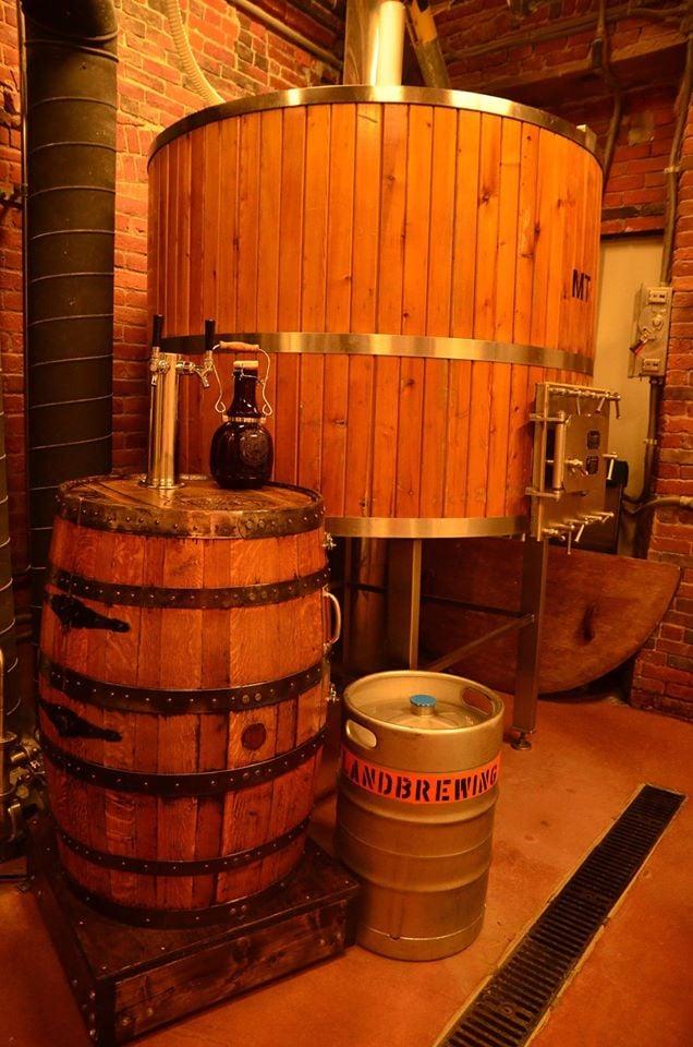 Refrigerated Kegerator Barrel