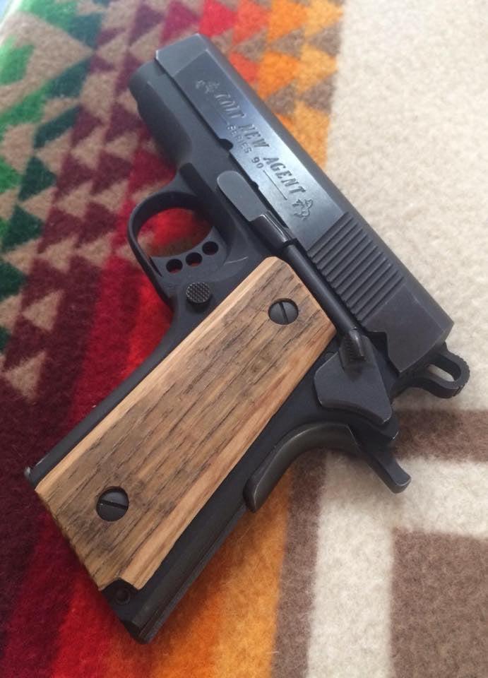 1911 pistol grips