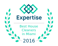 Expertise Best House Cleaners In Miami Award