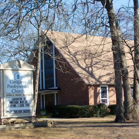 Congaree Presbyterian Church, Cayce