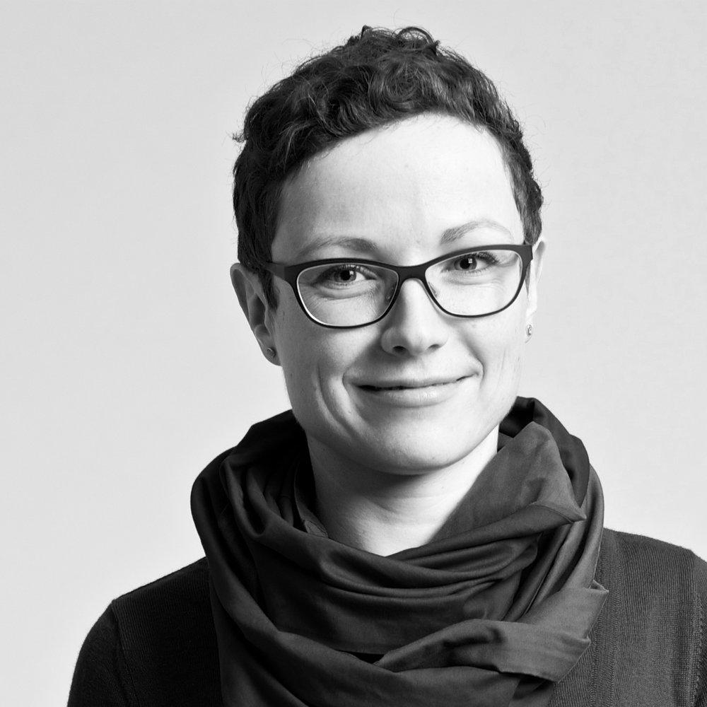 Beatrice Stude, selbständige Stadtplanerin