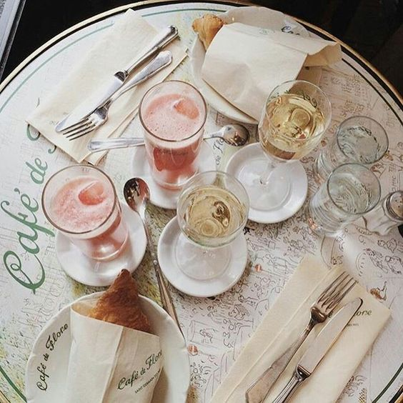 Address: Café de Flore ,172 Boulevard Saint-Germain, 75006 Paris