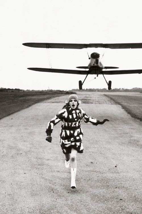 Helmut Newton for British Vogue 1967