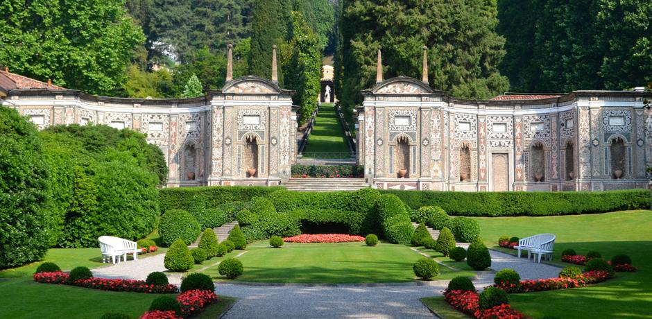 Villa d'Este Gardens, Cernobbio