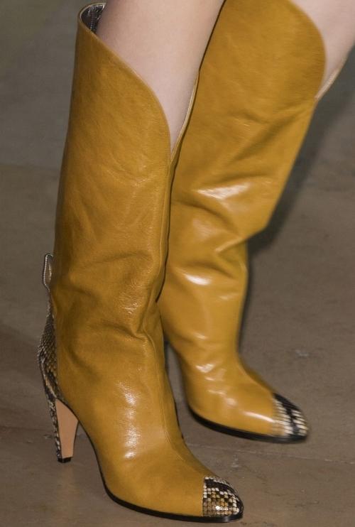 Givenchy Cowboy Boots