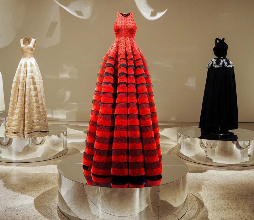 Azzedine Alaïa: The Couturier exhibition at The Design Museum
