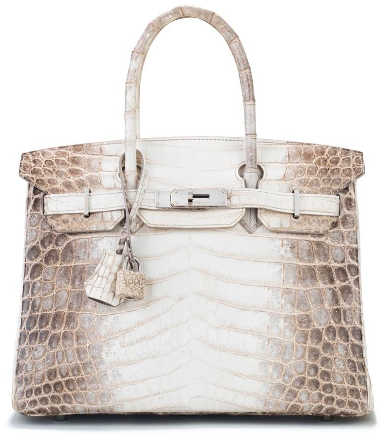 The Himalaya Hermès Birkin