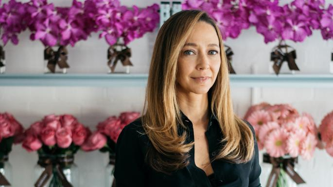 Whitney Hawkings CEO & Founder of FlowerBx   Image courtesy of Kasia Bobula