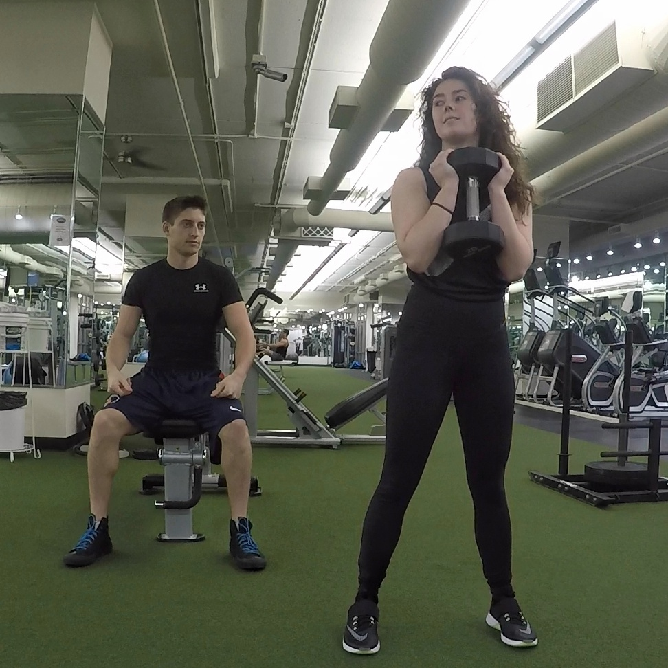 Starting out at the gym women dating