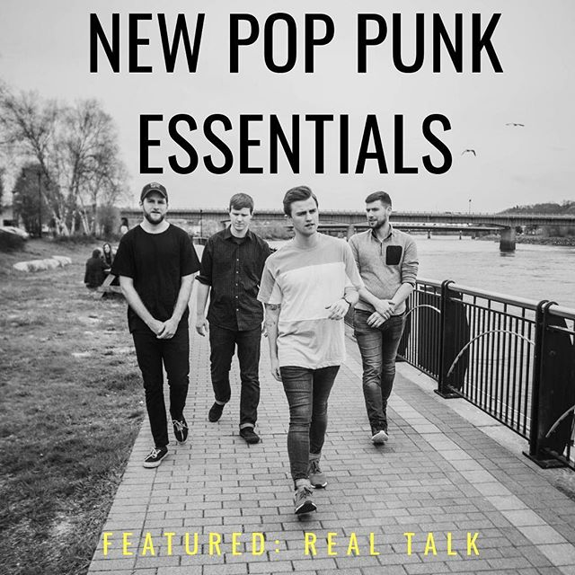 This edition of New Pop Punk Essentials features @realtalkrock and their new single, 'Bury Me Easy'! Follow the playlist in our link for some jams and check out @pilotaroundthestars and @betweenyouandmeband as well! LINK IN DESCRIPTION! • • #newpoppunkessentials #fridaygiants #spotify #playlist #poppunk #punk #music