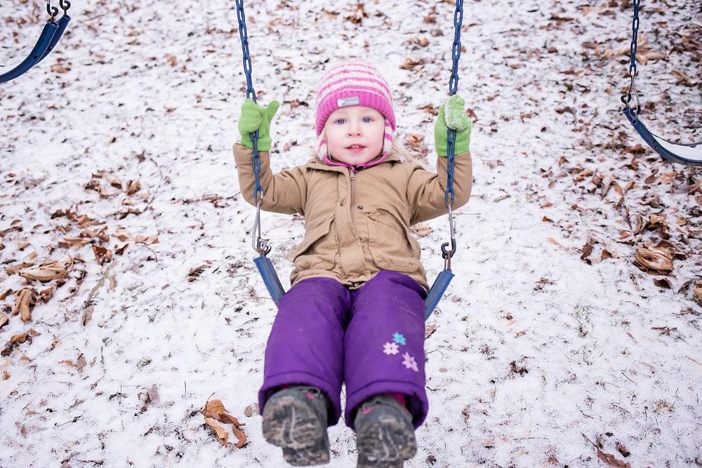 Snow Fun | Dover, OH Photography