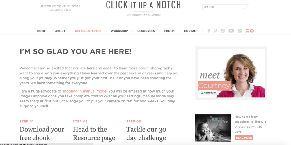 PHOTOGRAPHY RESOURCES, PHOTOGRAPHY TIPS, CLICK IT UP A NOTCH