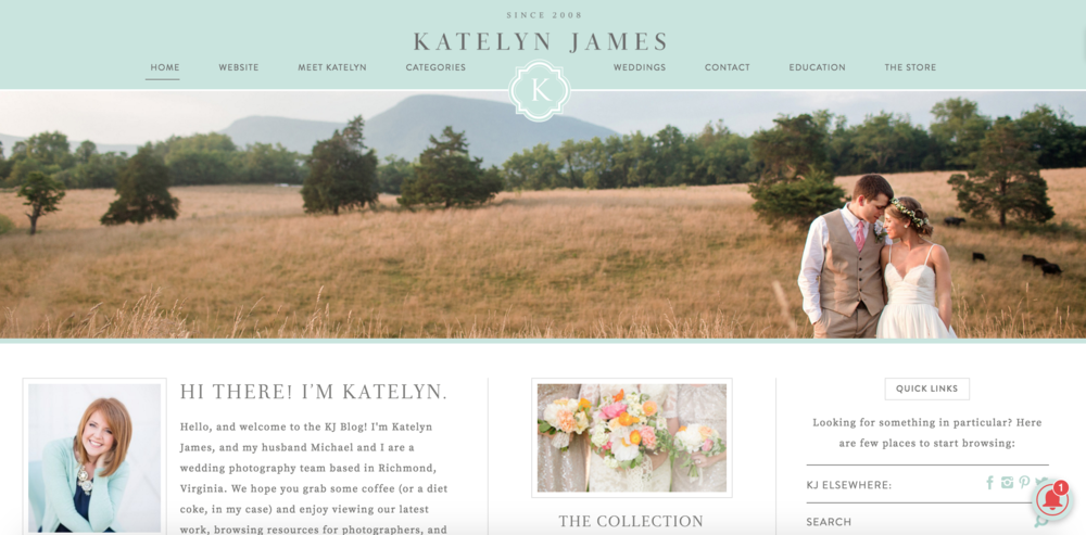 Katelyn James blog, Photography resource, Photography tips and tricks